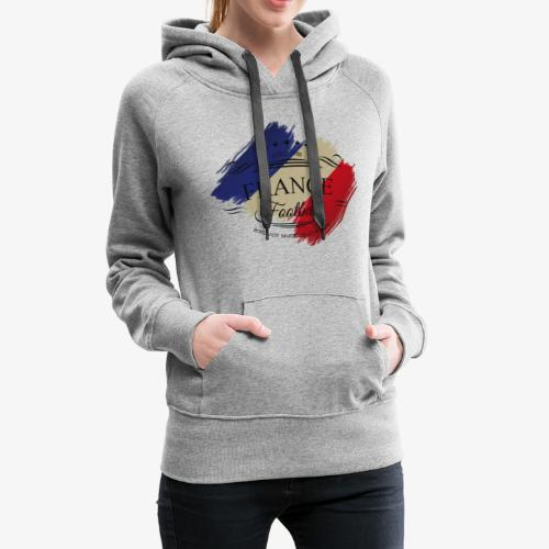 France Football - Frauen Premium Hoodie