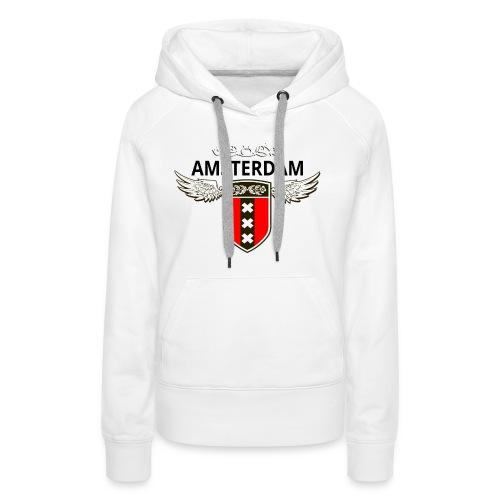 Amsterdam Netherlands - Frauen Premium Hoodie