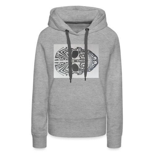 20180517 185202 - Sweat-shirt à capuche Premium pour femmes
