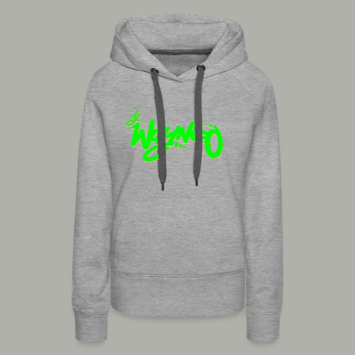 Wayneo Logo - Women's Premium Hoodie