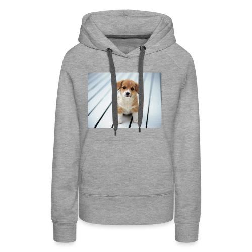Baby dog Merchindise - Women's Premium Hoodie
