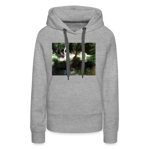 IMG 20180704 134239 - Sweat-shirt à capuche Premium pour femmes