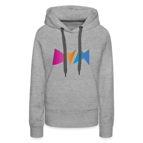 DYM Style - Sudadera con capucha premium para mujer
