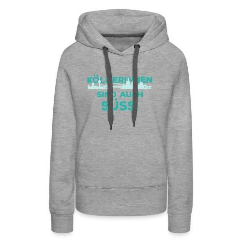 Für alle Kölnerinnen und Kölnfans! - Frauen Premium Hoodie