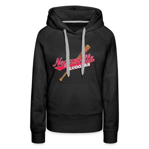 Neganville Sluggers - Women's Premium Hoodie