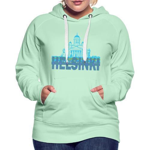 Helsinki Cathedral - Women's Premium Hoodie
