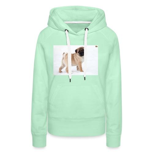 walker family pug merch - Women's Premium Hoodie