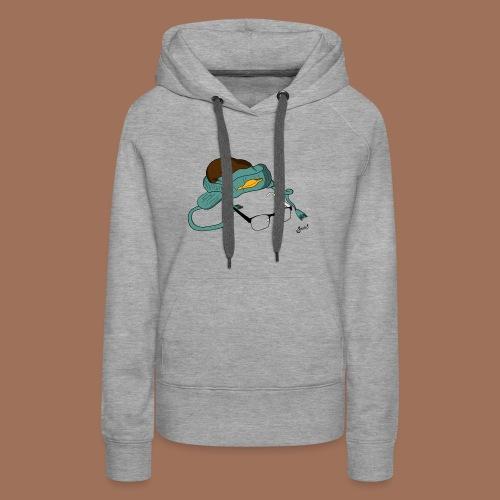 Bonette - Sweat-shirt à capuche Premium pour femmes