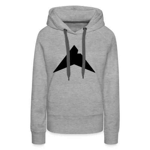 UP-CLAN Logo - Vrouwen Premium hoodie