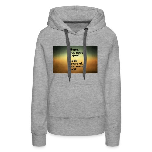 68655307 thoughts wallpapers - Women's Premium Hoodie