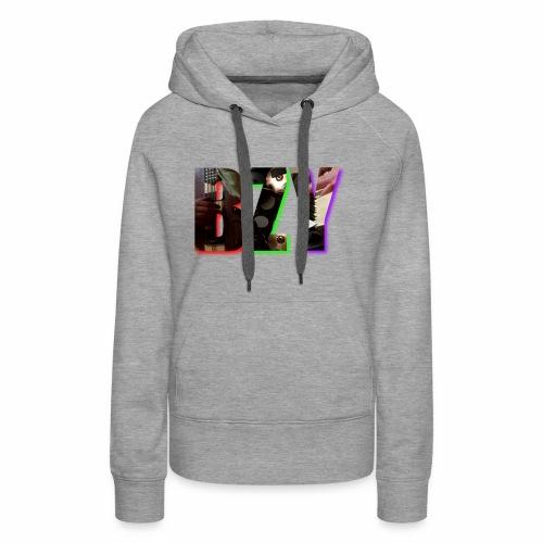 BZY - OFFICIAL DESIGN - Women's Premium Hoodie