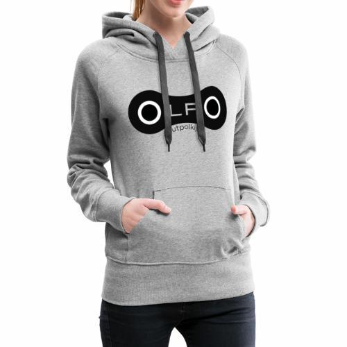 OLPO - Naisten premium-huppari