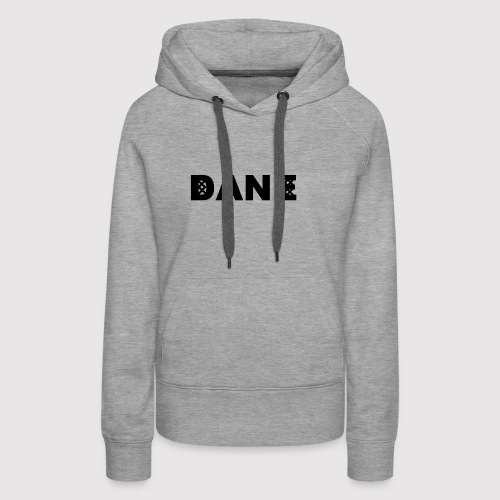 DANE - Knitted Original - Women's Premium Hoodie