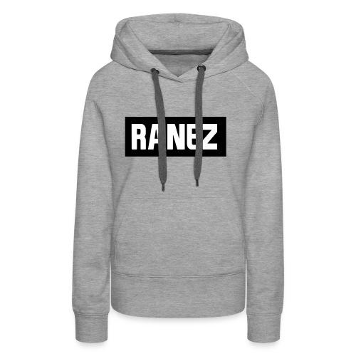 RANEZ MERCH - Women's Premium Hoodie
