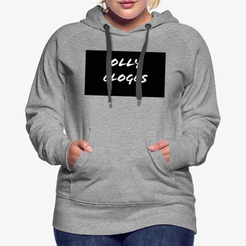 ollycloggs - Women's Premium Hoodie