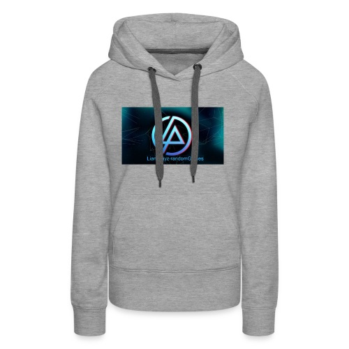 liamplays merch - Women's Premium Hoodie