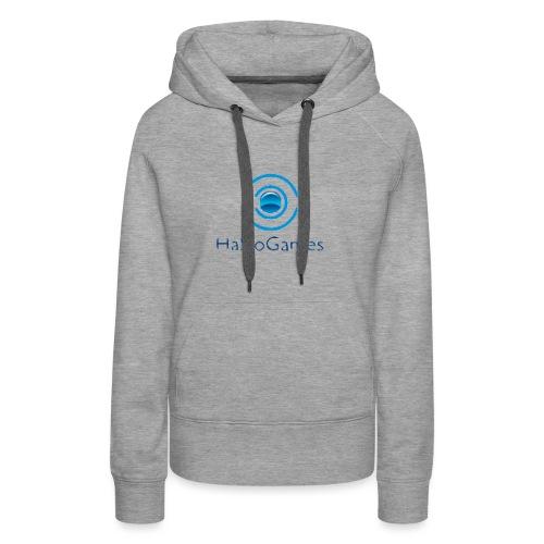 HasloGames Producten officieel logo - Vrouwen Premium hoodie