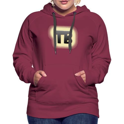 thibaut bruyneel kledij - Vrouwen Premium hoodie