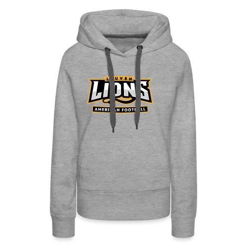 Lions full color - Women's Premium Hoodie