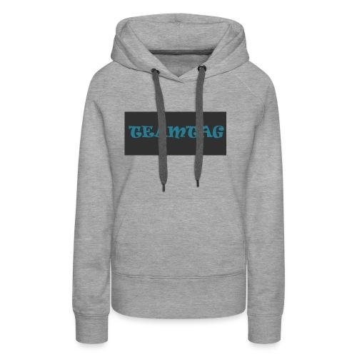 #TEAMTAG Clothing Line 1 - Women's Premium Hoodie