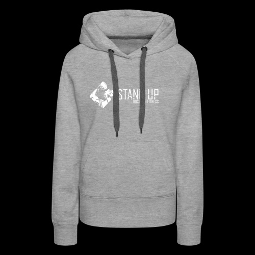 Stand Up Boxing & Fitness - Women's Premium Hoodie