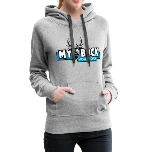 MYBOCK Logo - Frauen Premium Hoodie