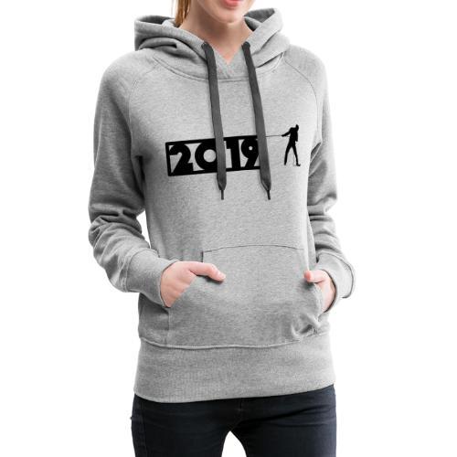 2019 - Frauen Premium Hoodie