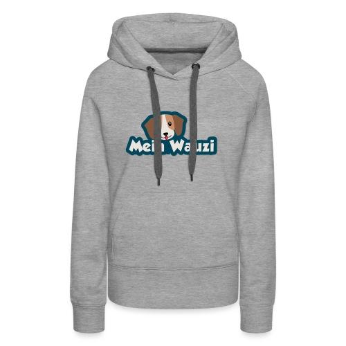 MeinWauzi - Frauen Premium Hoodie