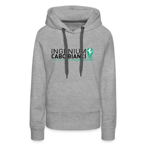 Ingenium Cabo Bianci - Vrouwen Premium hoodie