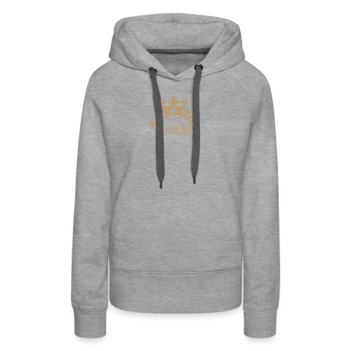 queen and kings - Frauen Premium Hoodie