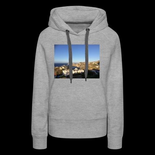 creece - Vrouwen Premium hoodie