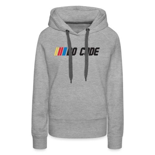 DO CODE - Women's Premium Hoodie