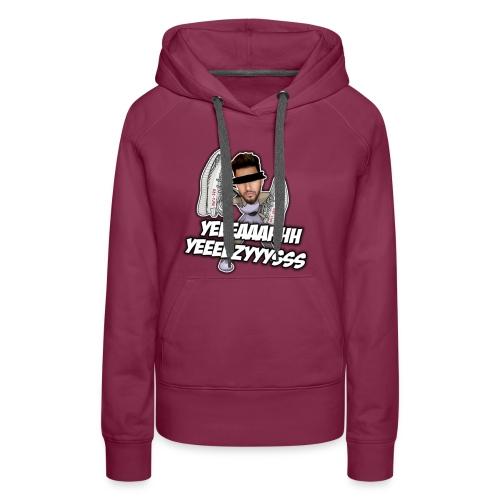 Yeah Yeezys! - Frauen Premium Hoodie