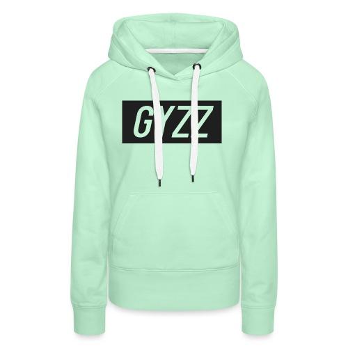 Gyzz - Dame Premium hættetrøje