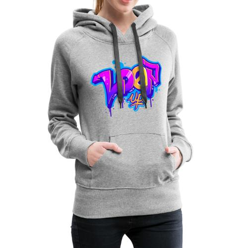 Look for Loop UP - Frauen Premium Hoodie