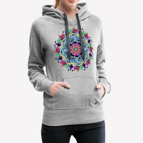 Autumn Mandala - Frauen Premium Hoodie