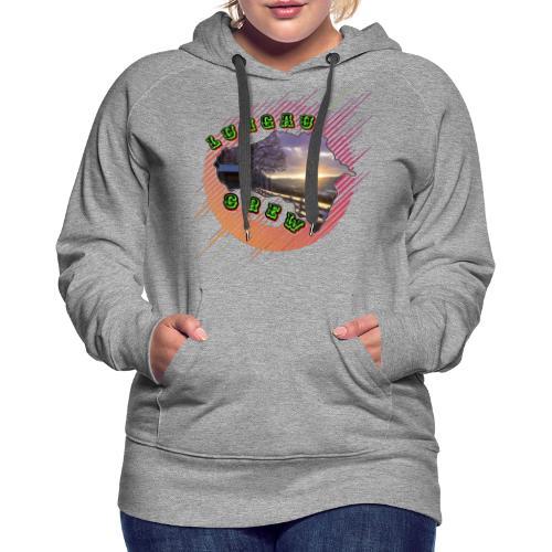 LungauCrew Merchandise - Frauen Premium Hoodie