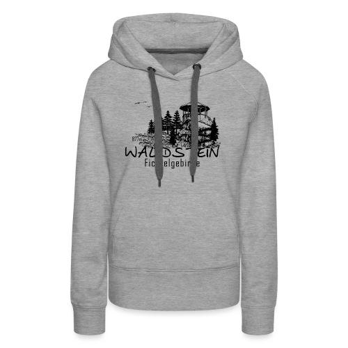 Waldstein im Fichtelgebirge - Frauen Premium Hoodie