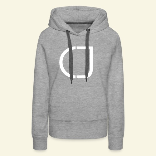 CJ - Frauen Premium Hoodie