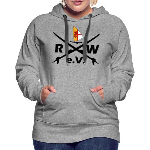 RWeV Boards Black - Frauen Premium Hoodie