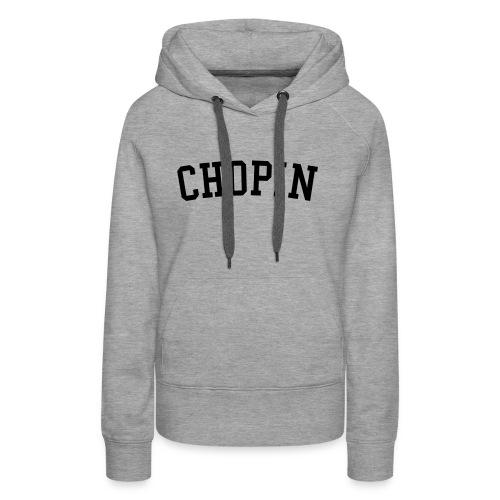 CHOPIN - Women's Premium Hoodie