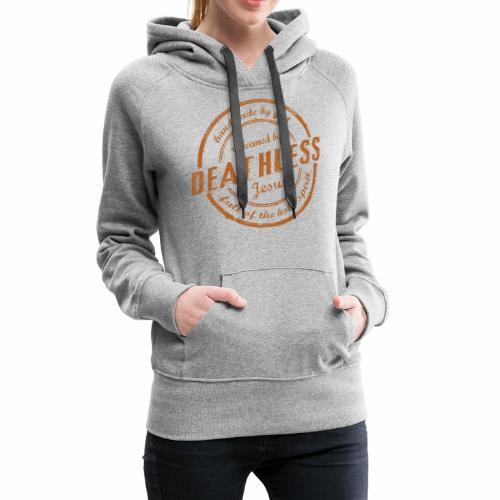 Deathless Stempel - Frauen Premium Hoodie
