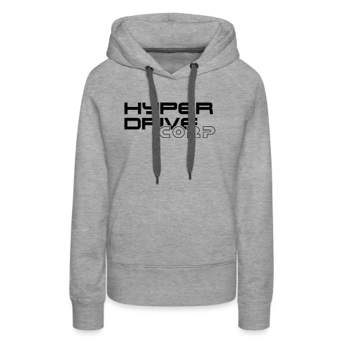 Hyperdrive Corporation - Sweat-shirt à capuche Premium pour femmes