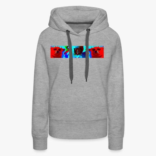 NOQ dogs - Vrouwen Premium hoodie