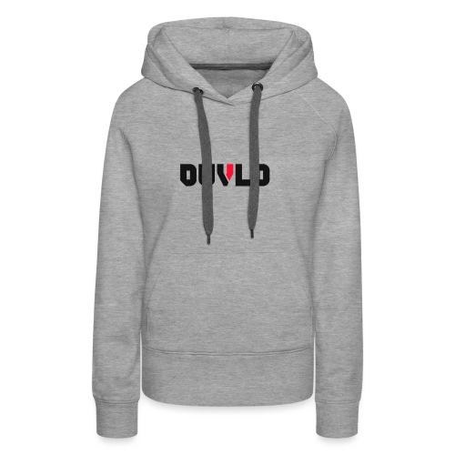 duvlo - Women's Premium Hoodie