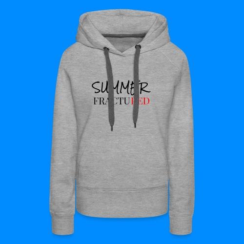 SUMMER COLLECTION - Women's Premium Hoodie