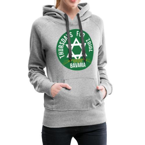 TFZ Logo Basic - Frauen Premium Hoodie
