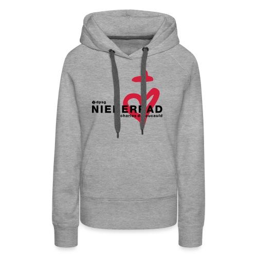 Logo_cdf - Frauen Premium Hoodie