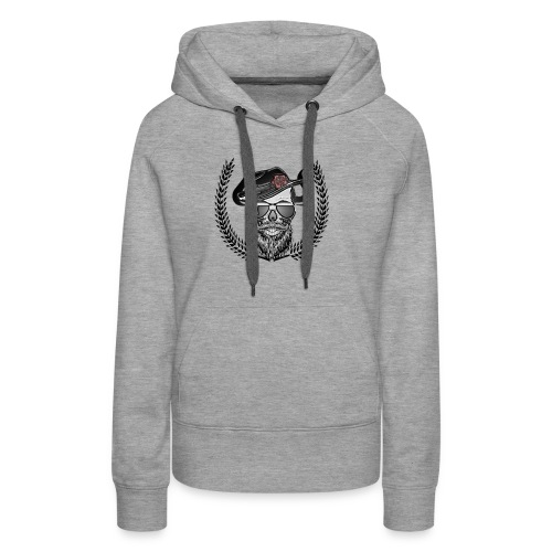 Skull of Mafia - Vrouwen Premium hoodie