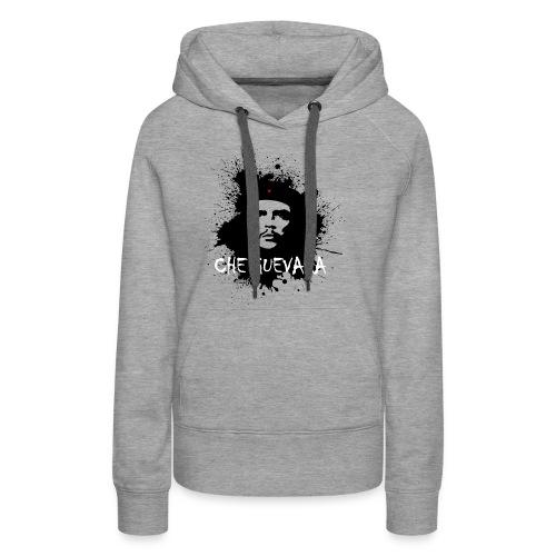 Che Guevara Splatter Männer Langarmshirt - Frauen Premium Hoodie